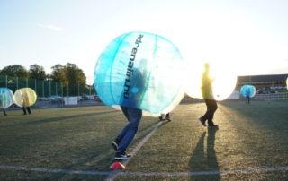 bumperball Stockholm Gärdet