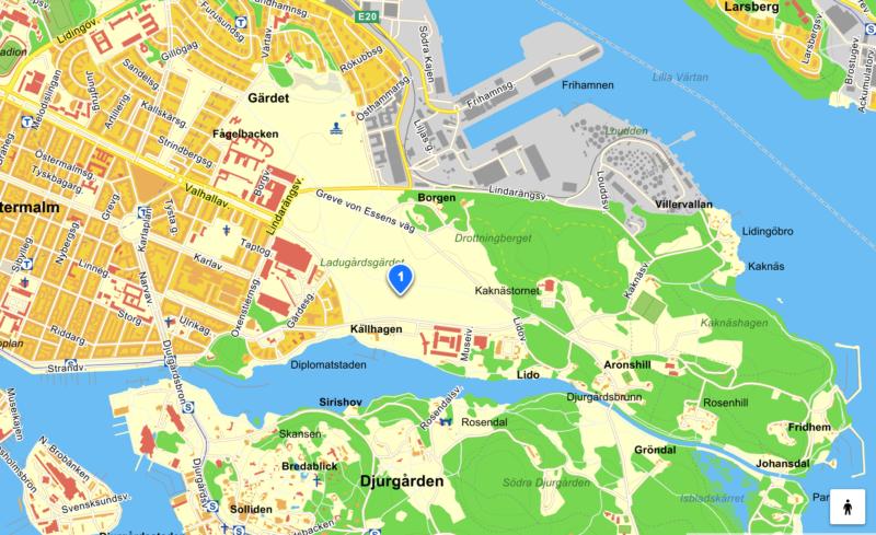 bumperball stockholm