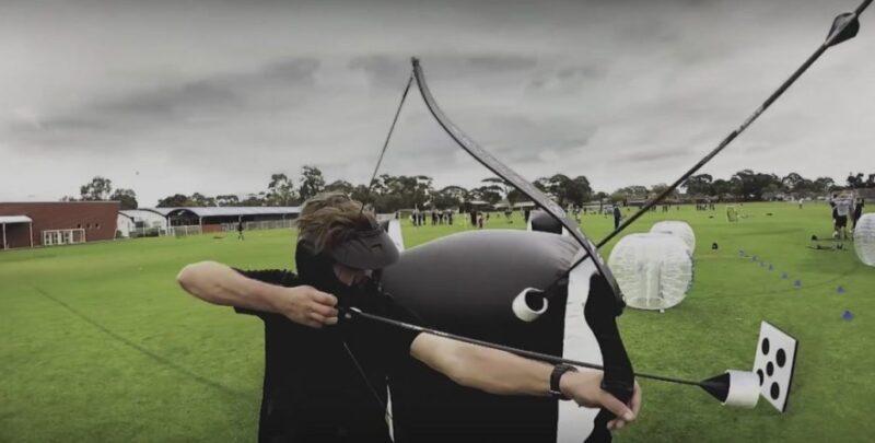 Archery tag Uppsala
