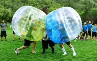 bubble football uppsala